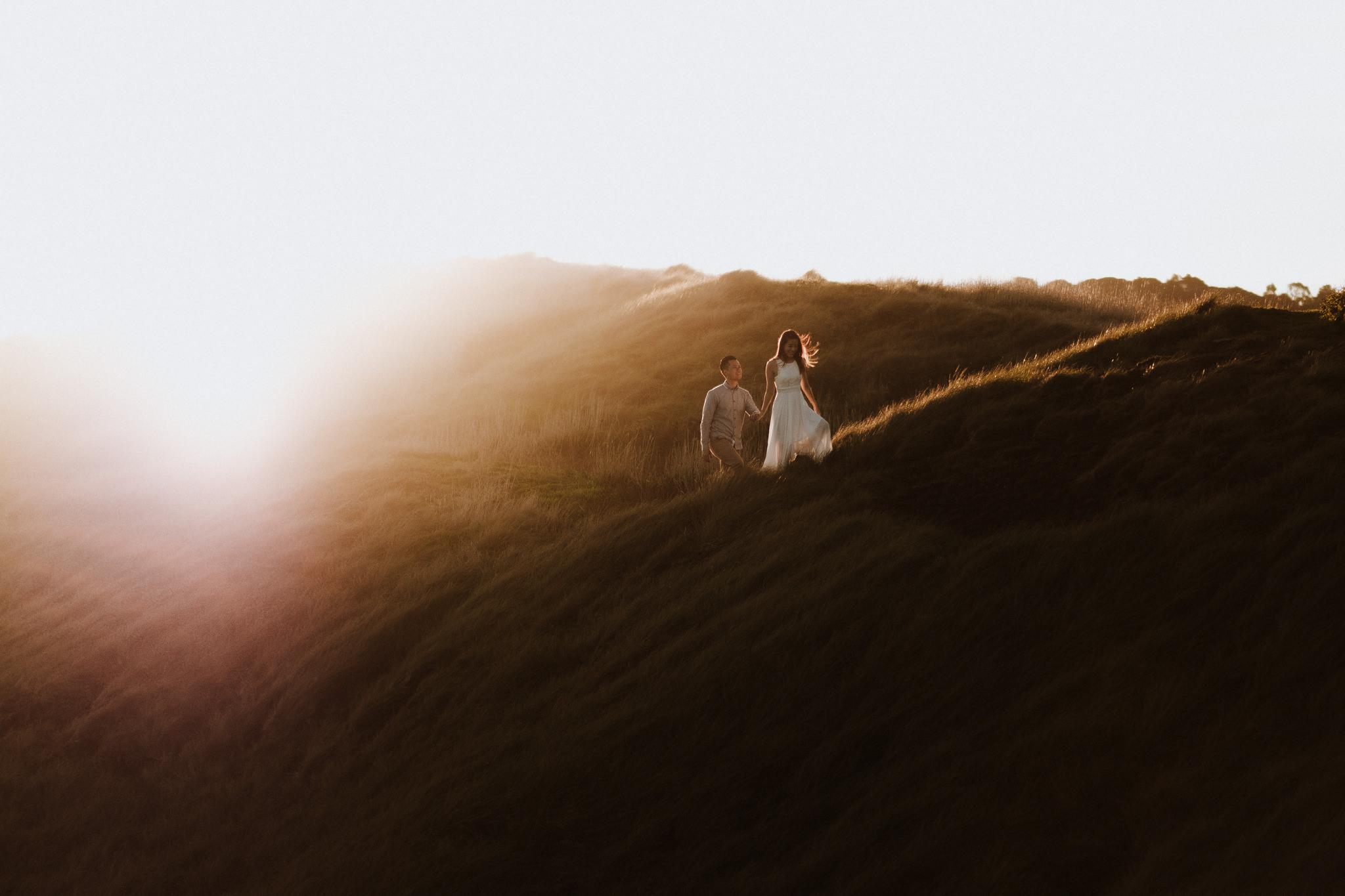 mornington peninsula elopement photographer