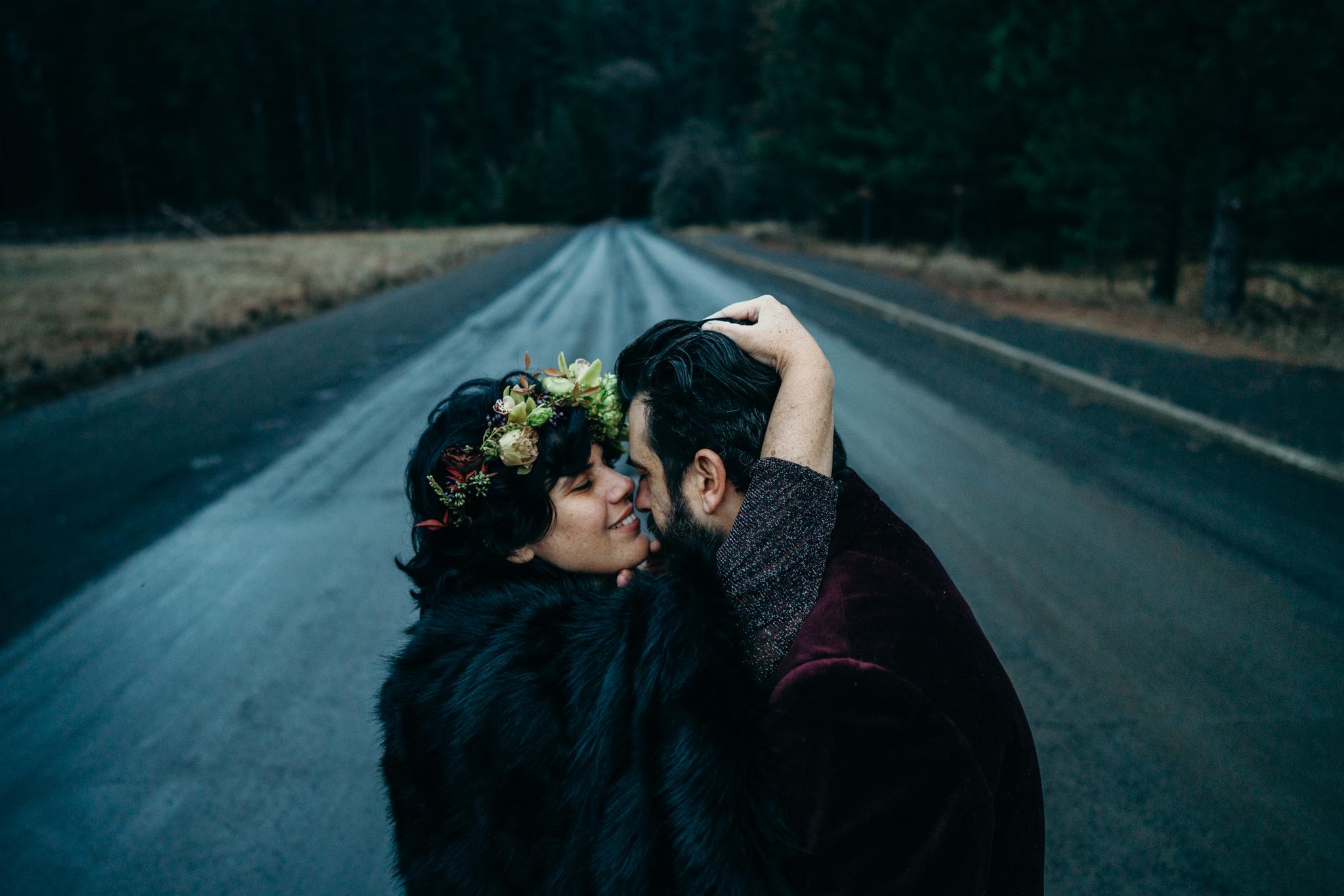 yosemite portrait wedding engagement elopement photographer