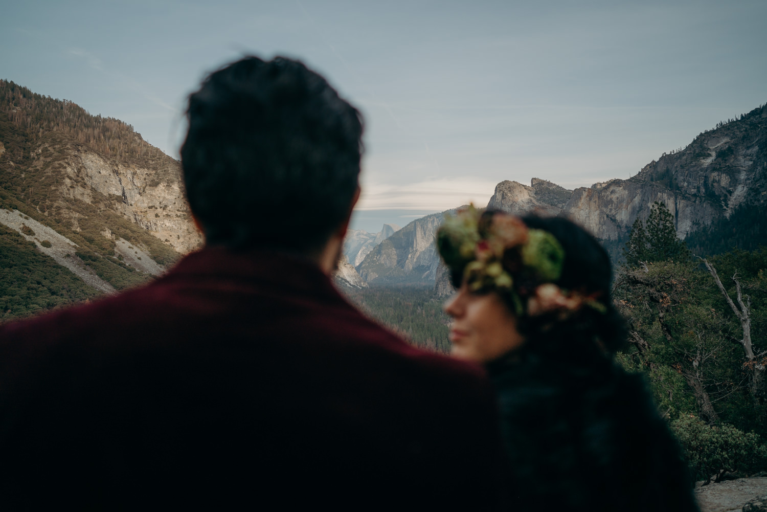 elopement yosemite